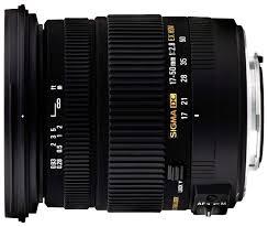 <b>Объектив Sigma AF 17-50mm</b> f/2.8 EX DC OS HSM Nikon F ...