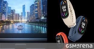"""<b>Xiaomi Mi Smart Band 6</b> gets """"full screen"""" AMOLED display, <b>Mi</b> ..."""