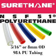 """<b>8mm</b> (5/16"""") OD Surethane® <b>Polyurethane Tubing</b> - Advanced ..."""