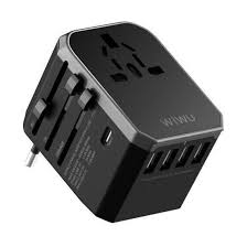 <b>Зарядное устройство WIWU Universal</b> Adapter World Travel ...