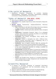Paper   Phd Course Work  Research Methodology Exam SlideShare    IMPORTANT QUESTIONS     Paper   Research