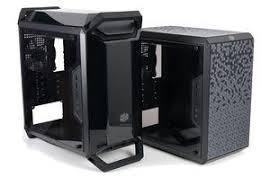 Тест и обзор: <b>Cooler Master MasterBox</b> Q300L и <b>MasterBox</b> Q300P ...
