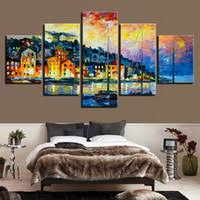 Discount <b>Venice</b> Canvas Art Abstract