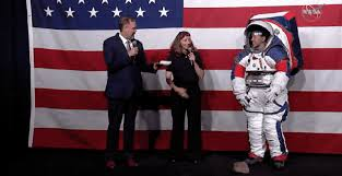 NASA's new Artemis spacesuits make it easier for <b>astronauts</b> of all ...