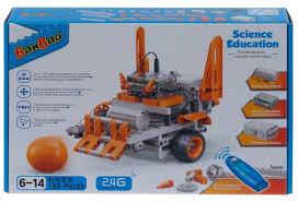 Купить электронный <b>конструктор BanBao</b> Somatosensory Robot ...