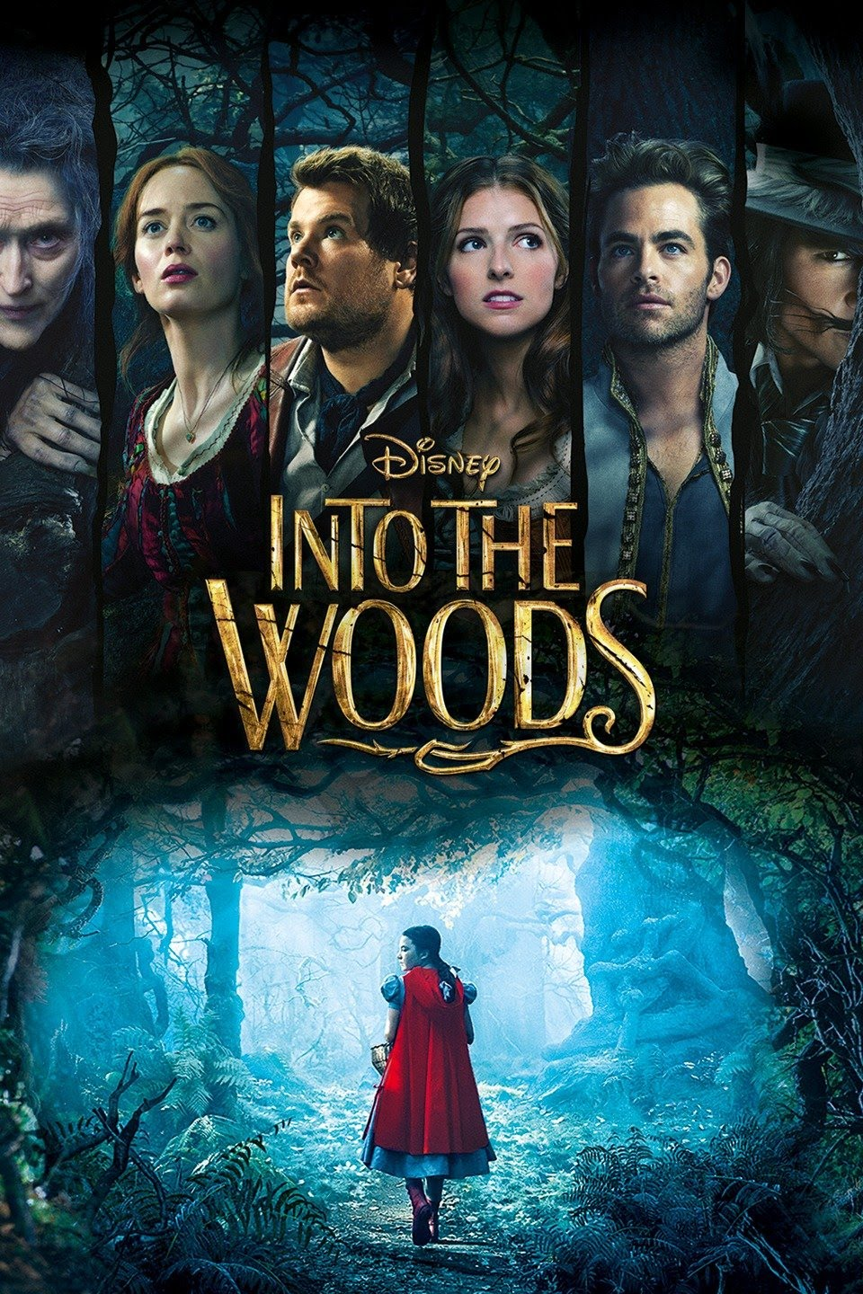 Into the Woods (2014) English (Eng Subs) Bluray 480p | 720p mkv