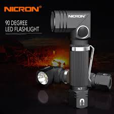 <b>NICRON</b> Dual Fuel Corner Led Flashlight Handfree Waterproof ...