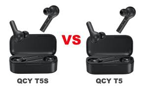 QCY T5S vs <b>QCY T5</b>: What are the Differences Between These two ...