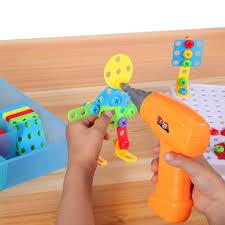 Обучающие игрушки STEM Drill <b>Play</b>, творческие обучающие ...