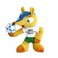 FIFA WorldCup Merchandise - Mascot Fuleco