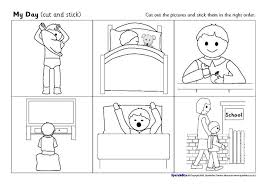 Order Of Events Worksheets For Kindergarten - sequence of events ...math worksheet : sequencing worksheets kindergarten pictures first next last 2 : Order Of Events Worksheets