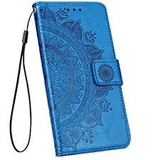 YSIMEE Compatible with Cases Huawei <b>Nova 5 Embossed</b> ...