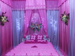 dekorasi kamar pengantin: Zhafira wedding service pelaminan palembang dekorasi kamar