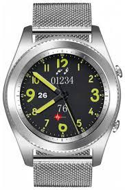 <b>Умные часы</b> (smart watch) <b>No</b>.<b>1 S9</b> Silver (NO1S9SS): купить ...
