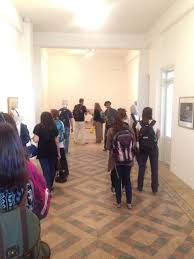 photo essay middle east studies internship in cet cet excursion to cultural center gallery in webdeih