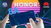 ОБЗОР | Недорогой <b>смартфон Honor 8A</b> с NFC - YouTube