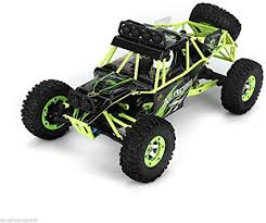 WLtoys 12428 AUS 1/12 Scale 2.4G 4WD RC Car Off ... - Amazon.com