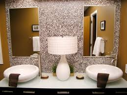 pics of bathroom designs: pictures of stunning bathroom sinks countertops and backsplashes