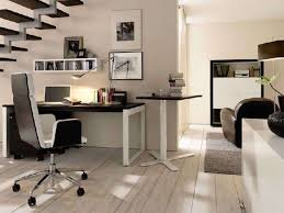 decorationsadorable modern home office design inspiration with rectangle black textured wood amazing modern home adorable office decorating ideas shape