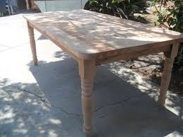 7ft dining table: amazing special offer natural old pine ft dining by oldpine