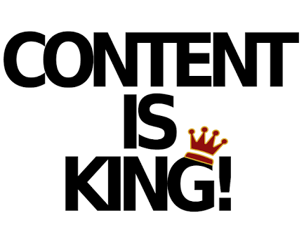 Content is King - How To Make Your Website Search Engine Appealing By NadineAmanduh