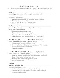 resume template cook resume sample format resumes idea cook restaurant cook resume sample