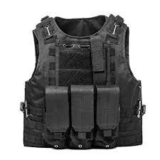 Buy BLH <b>Military</b> Tactical Barbarians <b>Combat Vest</b> Outdoor Jacket ...