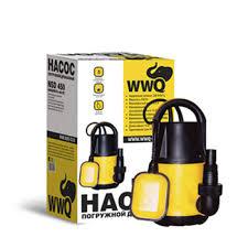 <b>Насос дренажный WWQ</b> NSD450 купить в сети магазинов ...