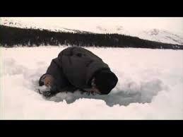 <b>Ice Fishing</b> Char Inuit Style - Adventures North - YouTube