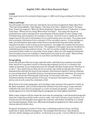 American History Research Paper Home
