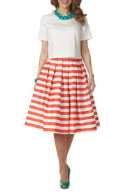 Купить женские <b>юбки</b> коралловые в интернет-магазине Lookbuck