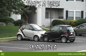 Smart Car Memes. Best Collection of Funny Smart Car Pictures via Relatably.com
