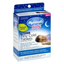 Hyland's <b>Baby Tiny Cold</b> Tablets Quick-Dissolving | Hy-Vee Aisles ...