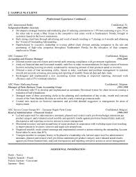 International Financial Analyst Resume Sample provided by Great Resumes Fast