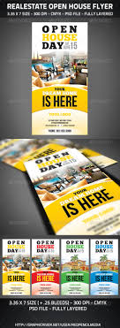 brochure open house brochure template printable open house brochure template medium size