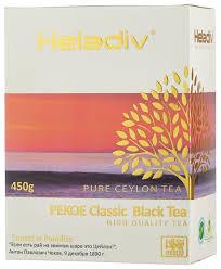 Купить <b>Чай черный</b> Heladiv Pekoe Classic <b>black tea</b>, 450 г по ...