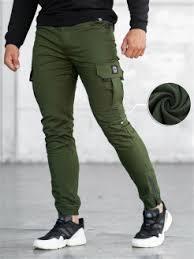 Купить <b>зеленые</b> брюки мужские в интернет магазине WildBerries.ru