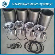 China <b>Ricardo Series Diesel</b> Engine Piston Group <b>R4105</b> R6105 ...