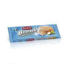 Купить недорого <b>Вафли</b> с молочным кремом 90 гр., Break <b>milk</b> ...