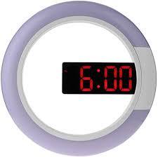 GTOMCP Remote Control <b>Led Digital</b> Wall Clock <b>Creative LED</b> ...