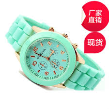 GENEVA WATCH watch women's Geneva watch Korea and Japan ...