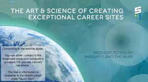 the art science of creating exceptional career sites the art science of creating exceptional career sites