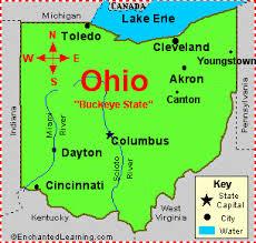 """Résultat de recherche d'images pour """"ohio map usa"""""""