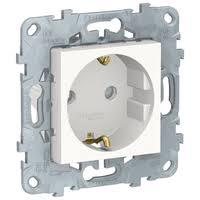<b>Розетка</b> Schneider Electric NU503718,16А, с <b>защитной</b> шторкой ...