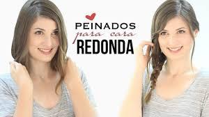 PEINADOS PARA CARA REDONDA | Cortes y peinados que ...