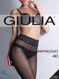 Купить Giulia Impresso 40, <b>колготки</b> цвета daino, nero, playa ...