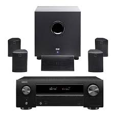 <b>ELAC Cinema</b> 5 + Denon AVR-X550BT, купить <b>комплект</b> ...