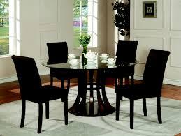 Black Formal Dining Room Set Formal Dining Room Sets Black Trellischicago