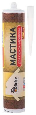 <b>Мастика Docke PIE для</b> гибкой черепицы 0.3 кг 0.3 л — купить по ...