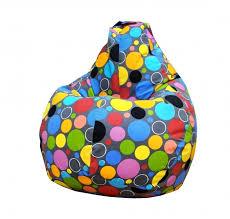 <b>Кресло</b>-<b>мешок Груша Боро</b> (размер XXXL) PuffMebel, ткань ...
